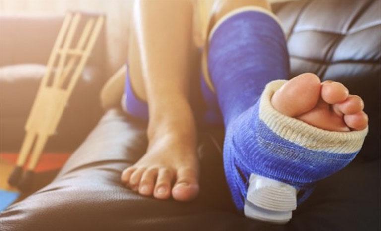phẫu thuật nội soi khớp cổ chân