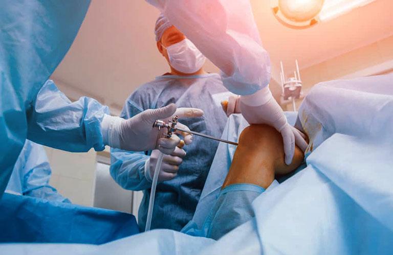 Vật lý trị liệu tràn dịch khớp gối