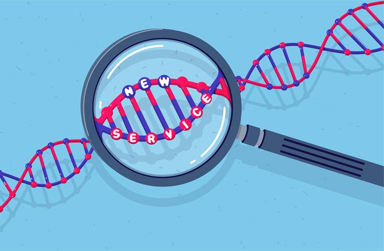 Viêm cột sống dính khớp có di truyền