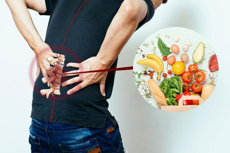 viêm cột sống dính khớp nên ăn gì