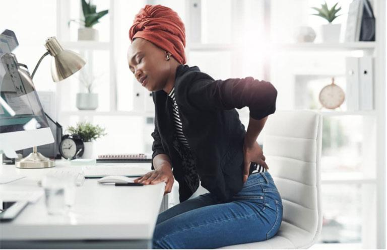 Bệnh đau thắt lưng ở phụ nữ