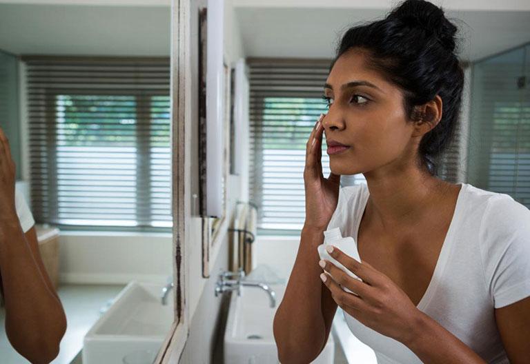 chống nắng cho người lupus ban đỏ