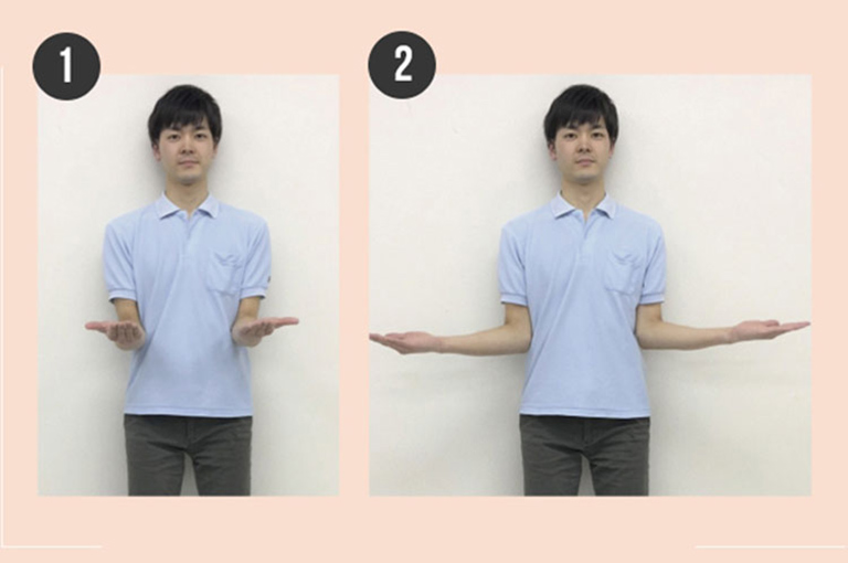 Bài tập tác động cơ scapula và cơ vai