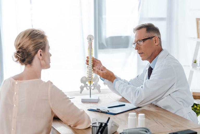 chẩn đoán đau thắt lưng ở người trẻ