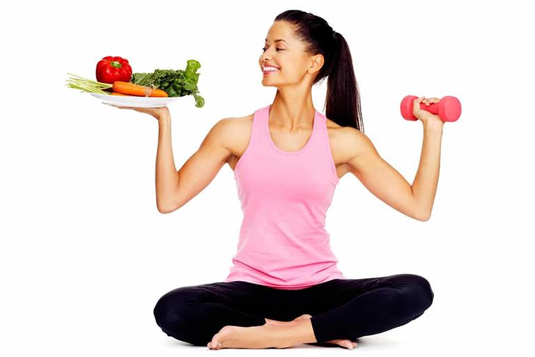 Duy trì trọng lượng cơ thể khỏe mạnh