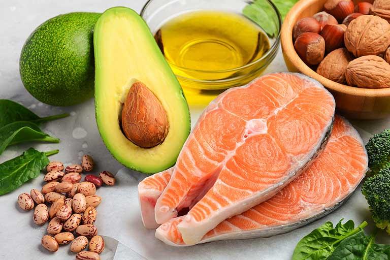 Thực phẩm giàu axit béo omega-3