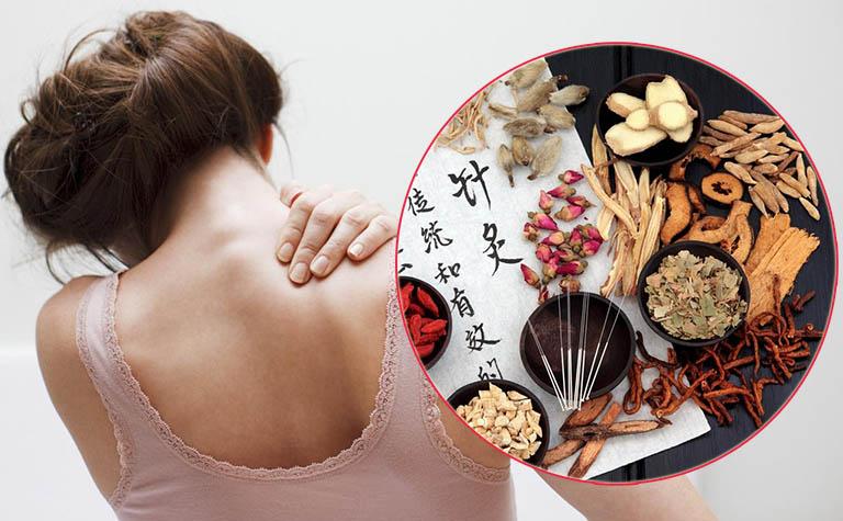 Điều trị đau vai gáy bằng y học cổ truyền (đông y)