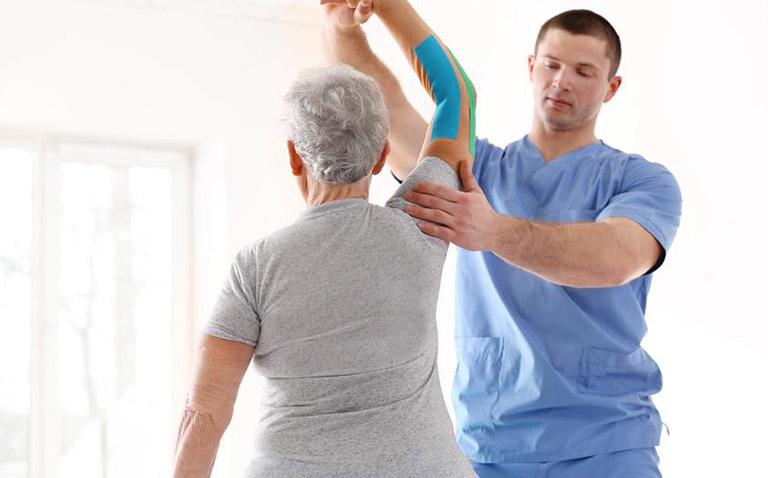 phục hồi chức năng xương đòn