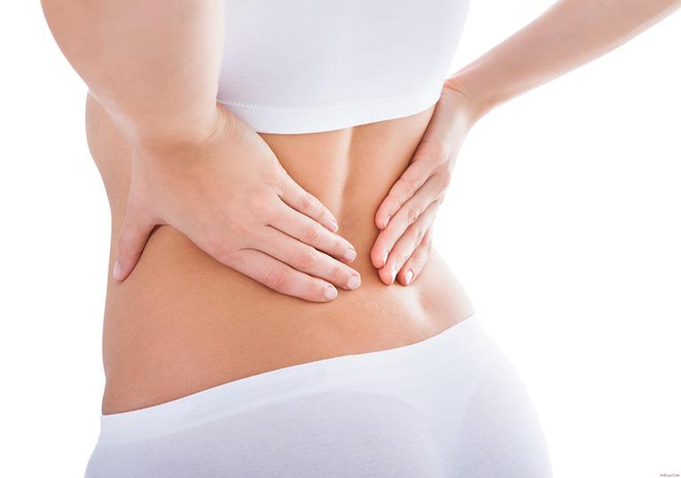 hút thai xong bị đau lưng nguy hiểm không