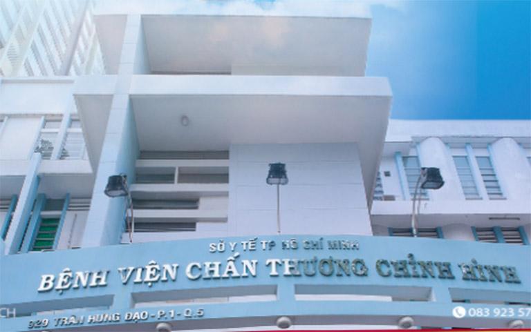 Bệnh viện Chấn thương Chỉnh hình TP HCM
