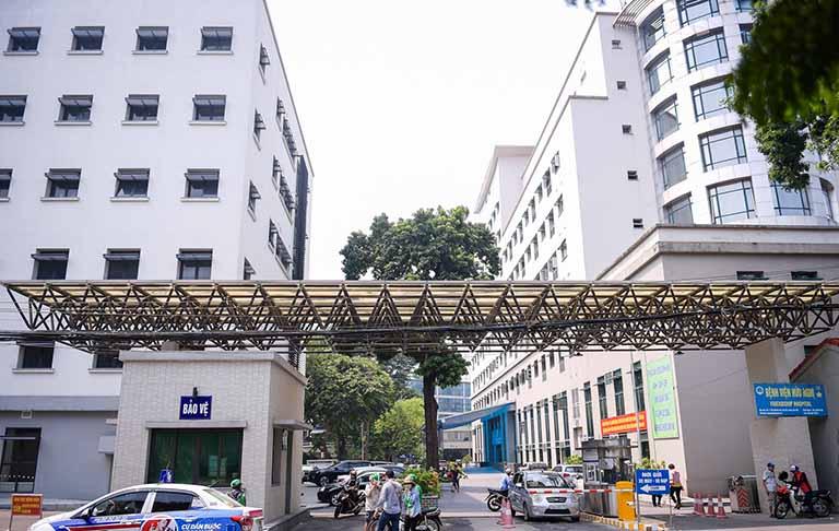 Bệnh viện Hữu Nghị