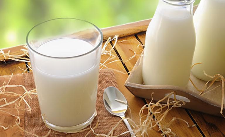 lupus ban đỏ hệ thống nên uống sữa gì