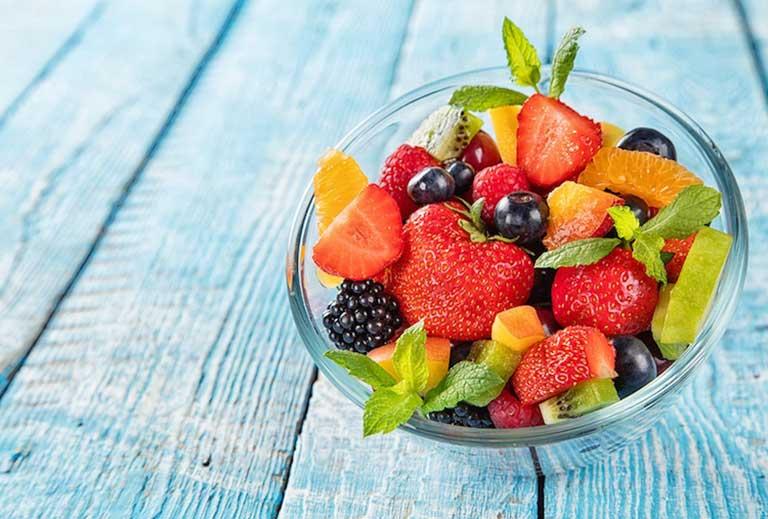 trái cây cho người lupus ban đỏ