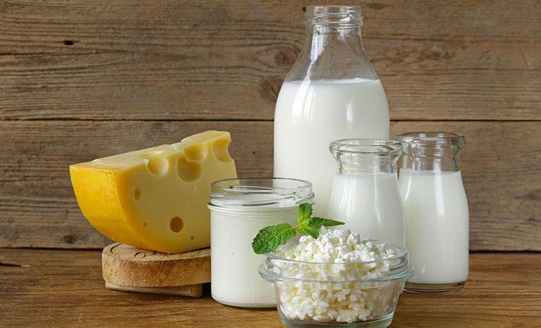 Người bị gout uống sữa ensure được không