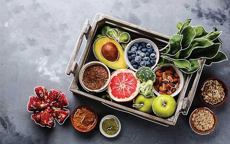 gout nên ăn rau gì