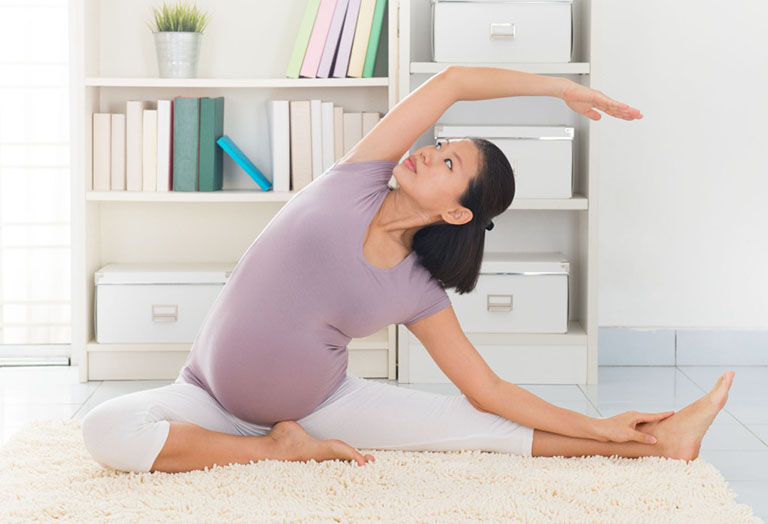 chăm sóc sức khỏe thai kỳ