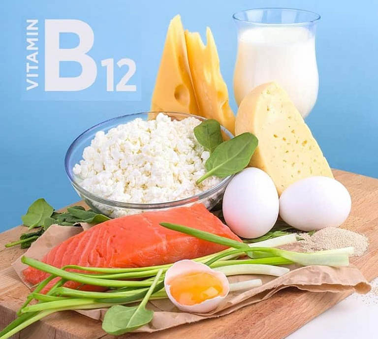 Tăng cường bổ sung vitamin B12