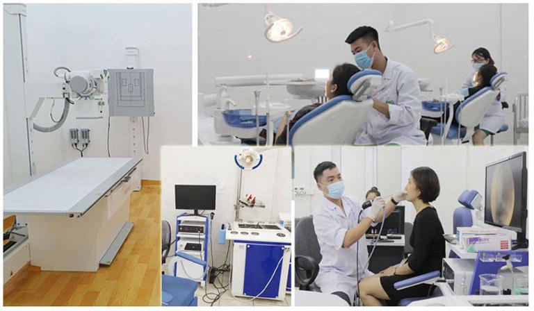 Trung tâm Xương khớp Đông y Việt Nam đầu tư trang thiết bị, máy móc hiện đại