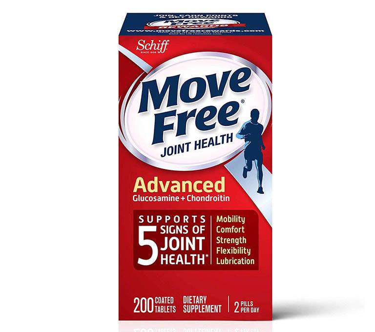 Viên uống Move Free Joint Health Advanced