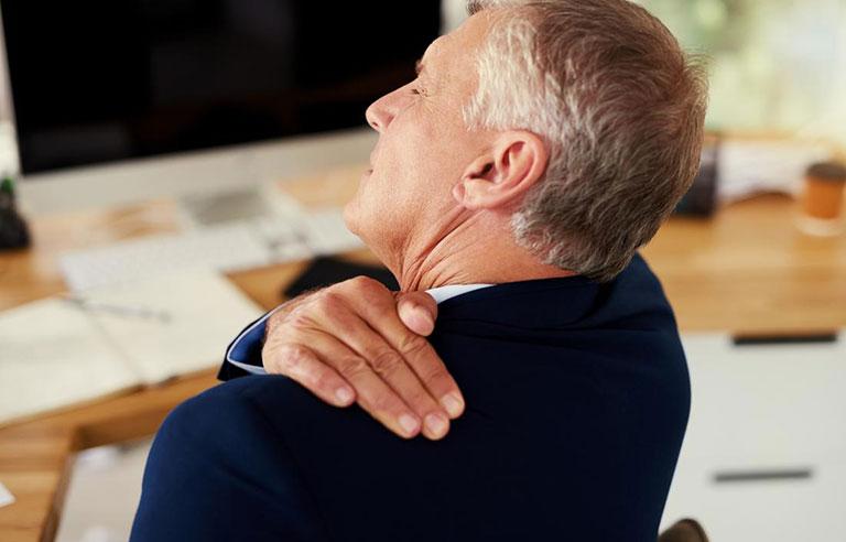 Vật lý trị liệu đau vai gáy