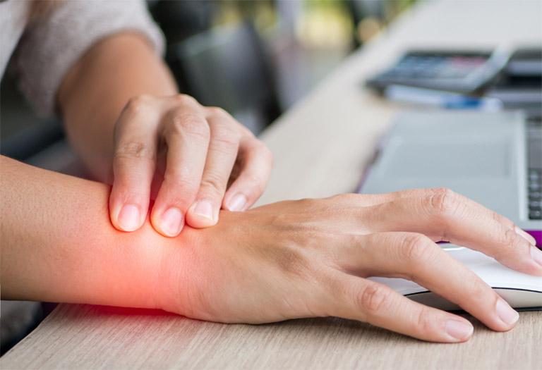 Đối tượng nguy cơ của viêm bao hoạt dịch cổ tay