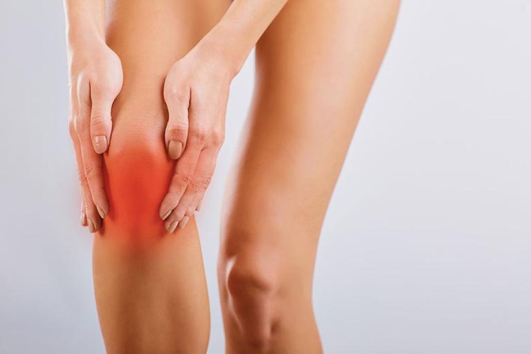triệu chứng viêm bao hoạt dịch đầu gối