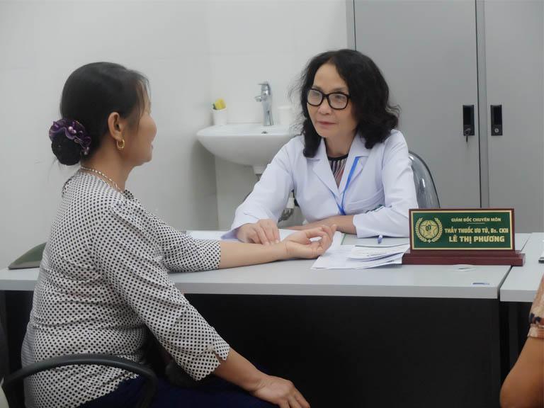 Bác sĩ Lê Phương - Một trong những thành viên chủ chốt của hội đồng nghiên cứu giải pháp điều trị bệnh lý xương khớp