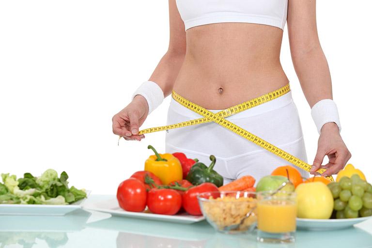 Kiểm soát cân nặng