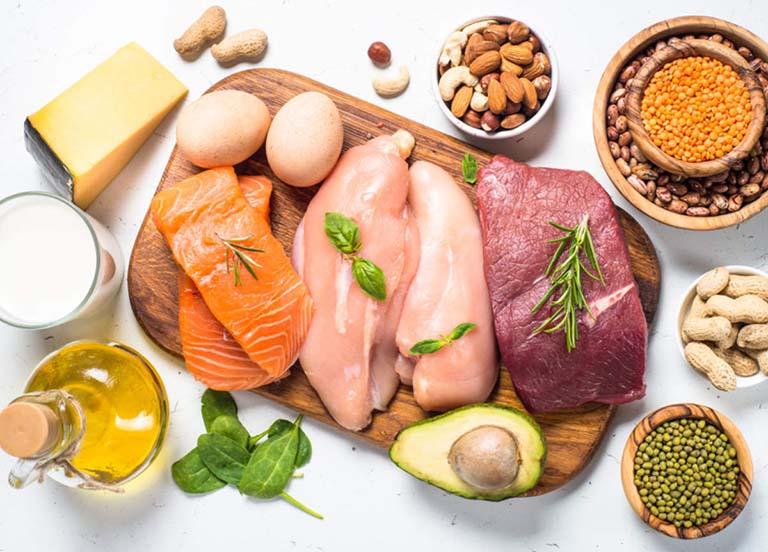 Tăng bổ sung calo và protein