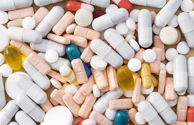 Teo cơ delta có thể xảy ra do sử dụng một số loại thuốc