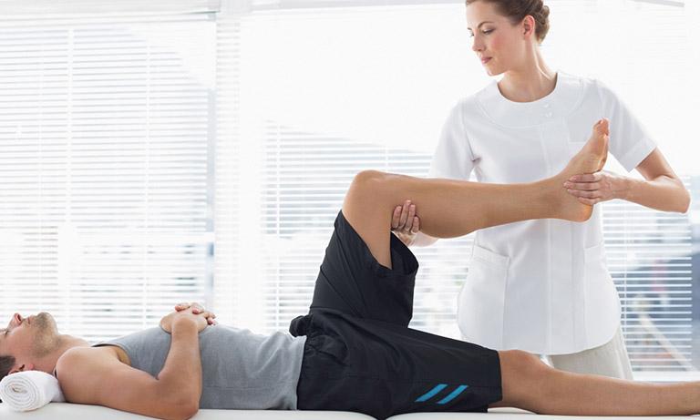 Teo cơ sau chấn thương có thể được phục hồi khi sớm phát hiện và điều trị
