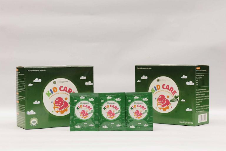 Sản phẩm cốm dinh dưỡng KID CARE dành cho trẻ em