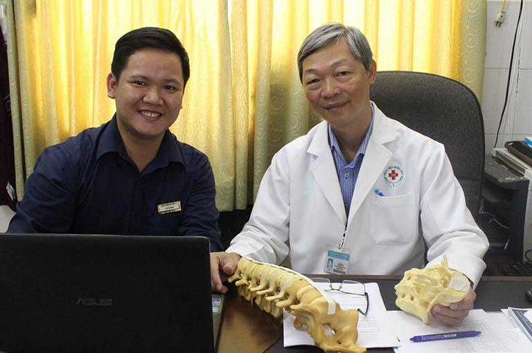 Thạc sĩ, Bác sĩ Chu Tấn Sĩ