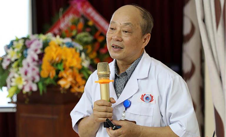 Giáo sư, Tiến sĩ Cao Minh Châu
