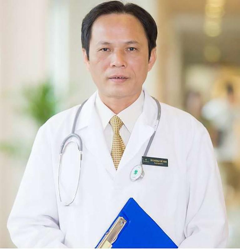 Thạc sĩ, Bác sĩ Dương Thế Vinh