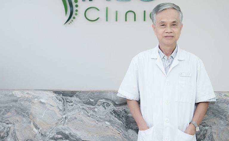 Bác sĩ chuyên khoa II - Lê Anh Tuấn