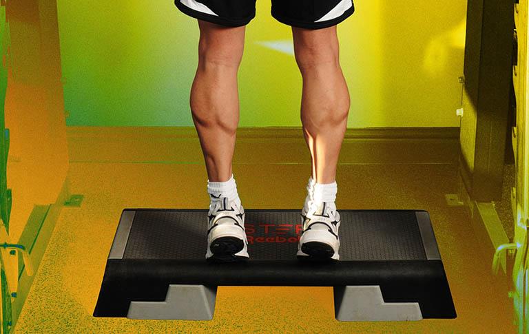 Bài tập nâng bắp chân