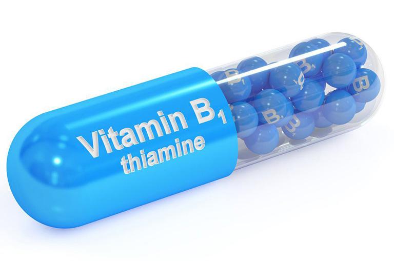 Thuốc bổ sung vitamin B1 và B6