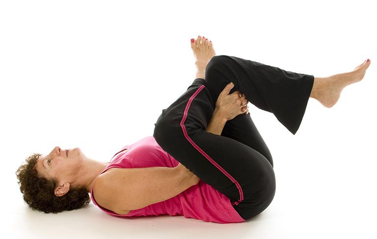 Bài tập Piriformis Stretch