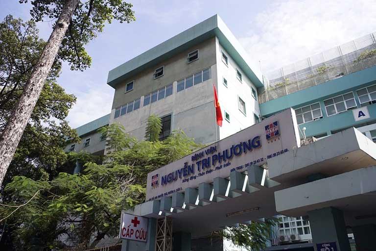 Bệnh viện Nguyễn Tri Phương