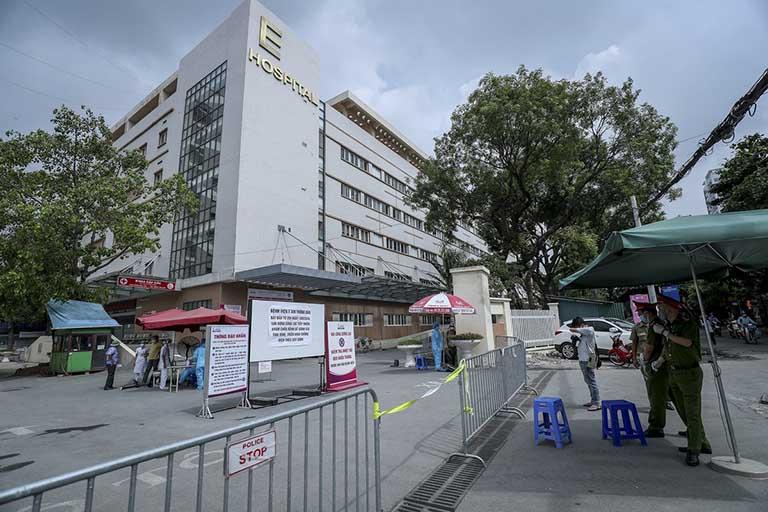 Bệnh viện E
