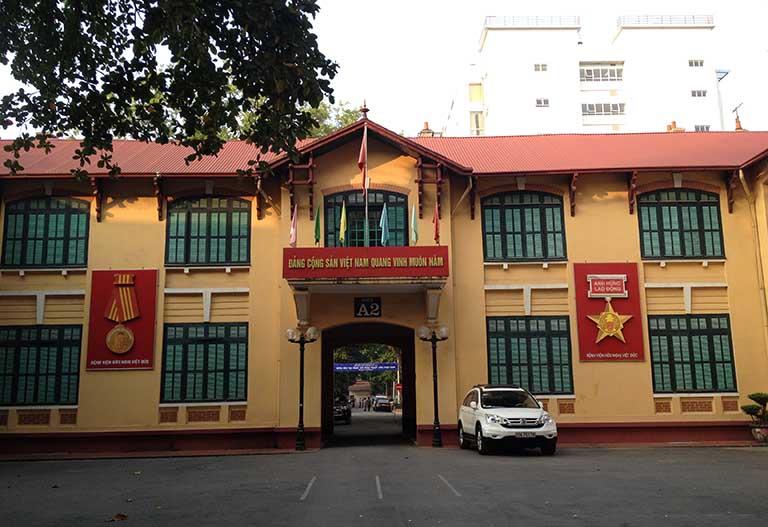 Bệnh viện Hữu nghị Việt Đức