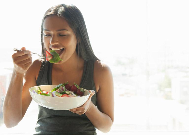 Đảm bảo bổ sung đầy đủ chất dinh dưỡng