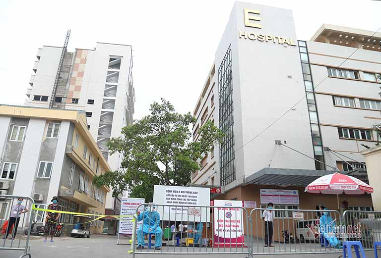 Trung tâm cơ Xương khớp - Bệnh viện E