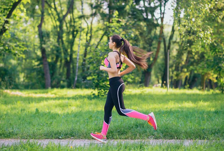 Duy trì thói quen vận động và luyện tập
