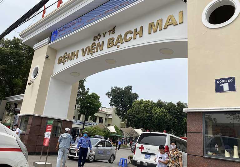 Trung tâm Phục hồi chức năng - Bệnh viện Bạch Mai