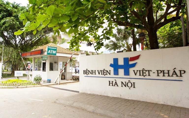 Khoa Vật lý trị liệu và Phục hồi chức năng - Bệnh viện Việt Pháp