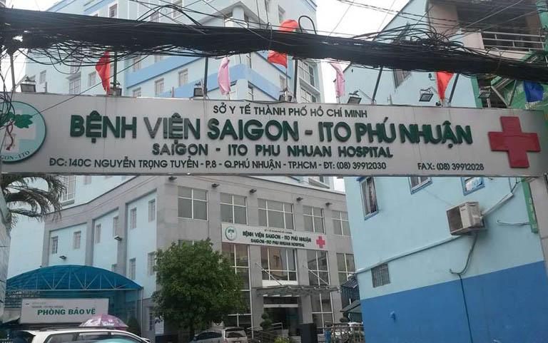 Bệnh viện chấn thương chỉnh hình SAIGON - ITO