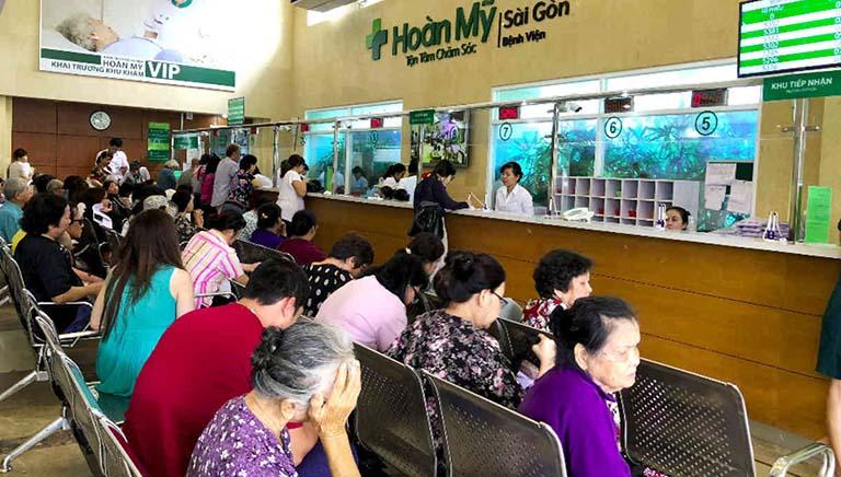 Bệnh viện Hoàn Mỹ Sài Gòn Premier