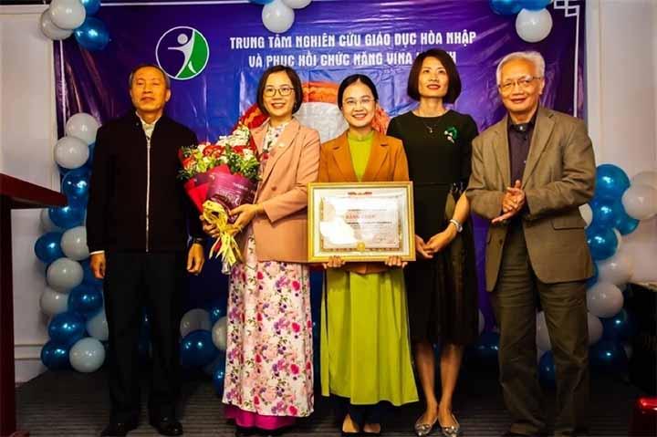 Trung tâm vật lý trị liệu Hà Nội Vinahealth